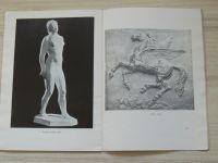 Aljo Beran, Josef Baják - výbor z díla (1957) Katalog výstavy - KGO říjen-listopad 1957