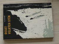 Kuchař - Deset velkých stěn (1963)