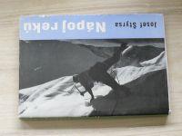 Štyrsa - Nápoj reků (1963) čs. horolezci na Kavkaze