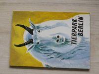 Tierpark Berlin - Wegweiser durch den Tierpark (1979) ZOO Berlín, německy