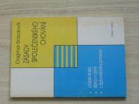 Brázdová - Zásady společenského chování (1991) V každé situaci, doma i v cizině, z diplomatického