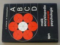 Hyklík, Nakonečný - ABCD - malá encyklopedie současné psychologie (1973)