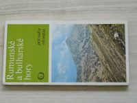 Průvodce Olympia - Rumunské a Bulharské hory (1978)