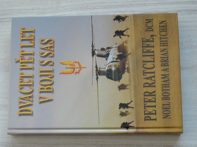 Ratclieffe - Dvacet pět let v boji s SAS (2004)
