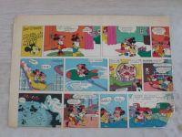 Myšiak Miki (1969-70) 76 volných komiksových listů (slovensky)