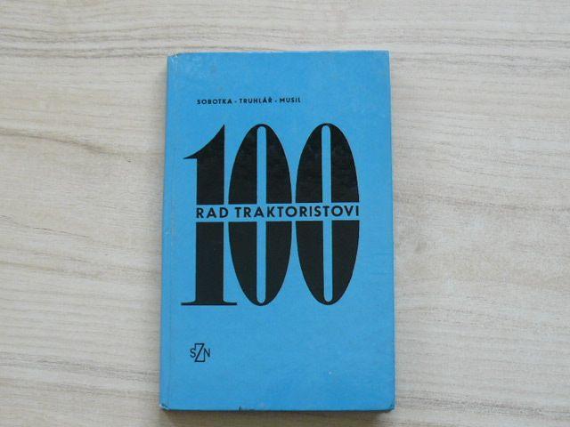 Sobotka, Truhlář, Musil - 100 rad traktoristovi (1967)