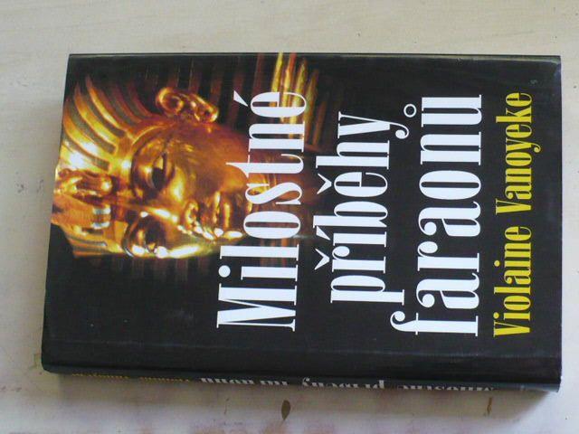 Vanoyeke - Milostné příběhy faraonů (2003)