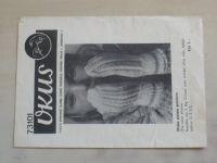 Vkus 73101 - Dětské pletené palečnice (nedatováno)
