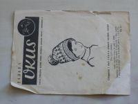 Vkus 74341 - Chlapecká i dívčí čapka pletená norským vzorem (nedatováno)