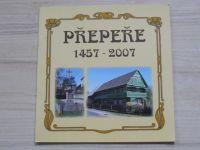 550 let obce Přepeře 1457 - 2007  (2007)