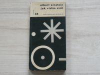 Albert Einstein - Jak vidím svět (1961)
