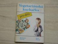 Červená, Červený - Vegetariánská kuchařka pro děti (1991)