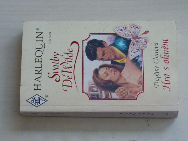 Harlequin 4 - Svatby De Wilde - Clairová - Hra s ohněm (1998)