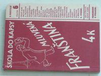 Škola do kapsy 6 - Mluvená franština (1939)