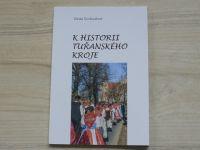 Svobodová - K historii tuřanského kroje