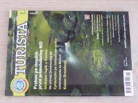 Turista 1-12 (2012) ročník LI. (chybí čísla 6, 8-9, 11, 8 čísel)
