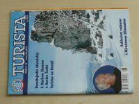 Turista 1-6 (2001) ročník XL.