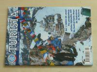 Turista 1-6 (2003) ročník XLII. (chybí číslo 4, 5 čísel)