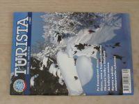 Turista 1-6 (2004) ročník XLIII.