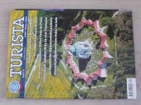 Turista 1-6 (2007) ročník XLVI. (chybí číslo 6, 5 čísel)