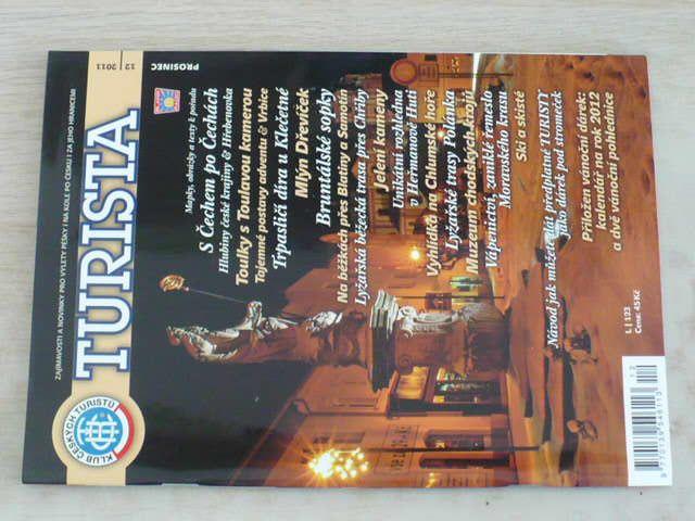 Turista 12 (2011) ročník L.