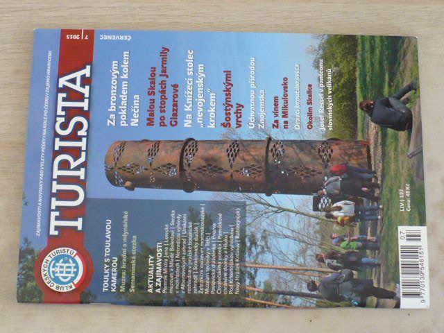 Turista 7 (2015) ročník LIV.