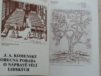 Všichni na jednom jevišti světa (1991) J. A. Komenský