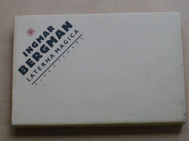 Bergman - Laterna magica (1991)