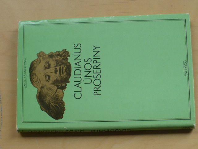 Claudianus - Únos Prosperpiny (1975)