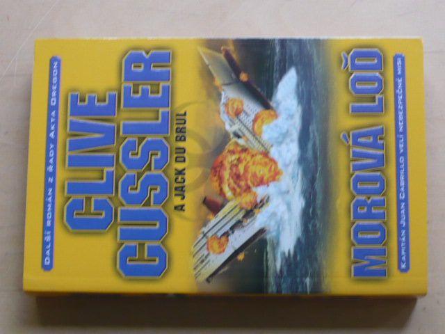 Cussler - Morová loď (2012)