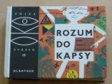 Rozum do kapsy - Malá kapesní encyklopedie - edice OKO (1977)