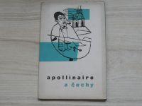 Diviš - Apollinaire a Čechy (1961) podpis autora, 500 výtisků