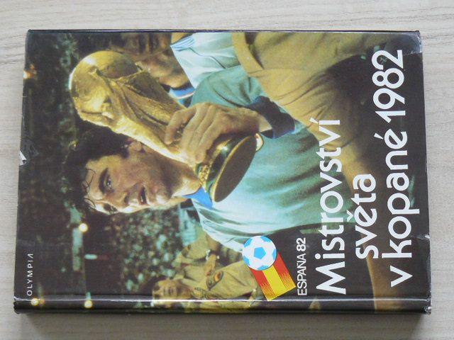 Espaňa 82 - Mistrovství světa v kopané 1982 (1983)