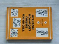 Gottwald - Technika sběru léčivých rostlin (1971)