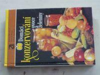 Němec - Domácí konzervování ovoce a zeleniny (1987)