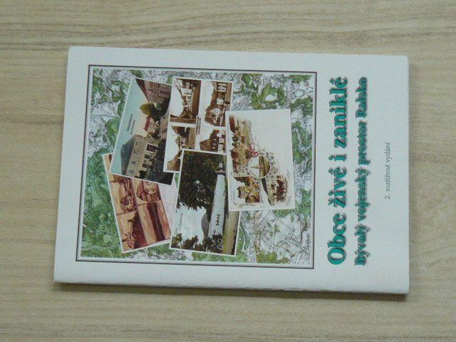 Obce živé i zaniklé - Bývalý vojenský prostor Ralsko (2009)
