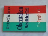 Polyglott - Reiseführer - Oberitalien Westlicher Teil (1968)