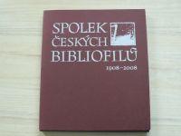 Spolek českých bibliofilů 1908 - 2008 - Sborník k 100 výročí , grafická příloha J.Sůry 213/250