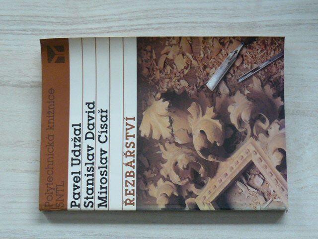 Udržal, David, Císař - Řezbářství (1989)