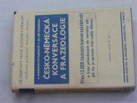 Formánková-Kubínová, Formánek - Česko-německá konversace a frazeologie (1939)