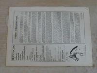Jazdectvo 1-12 (1992) ročník XL. (chybí čísla 4-8, 12, 6 čísel) slovensky