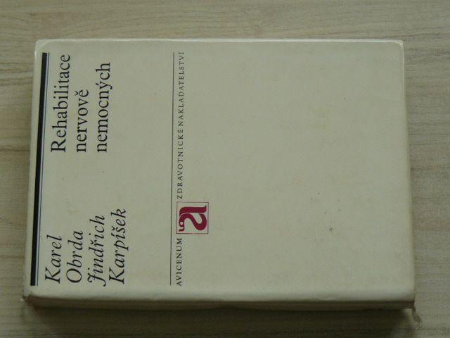 Obrda - Rehabilitace nervově nemocných (1971)