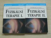 Poděbradský, Vařeka - Fyzikální terapie I. II. (1998) 2 knihy