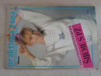 Praktická žena 1-12 (1989) ročník XL. (chybí čísla 6, 10-12, 8 čísel)