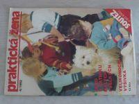 Praktická žena 4 (1992) ročník XLIII.