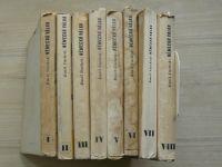 Vachek - Německá válka I.-VIII. (1945-47) 8 knih