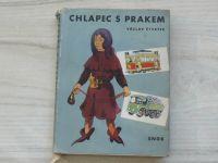 Václav Čtvrtek - Chlapec s prakem (SNDK 1961)