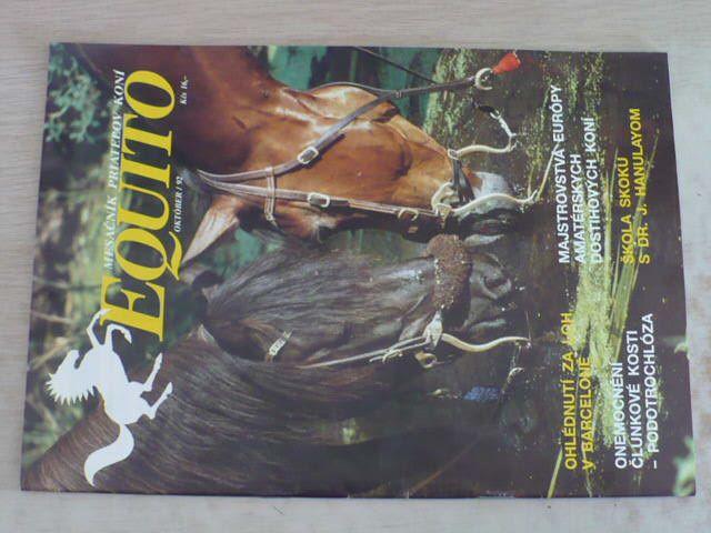 Equito 10 (1992) ročník I. (slovensky)