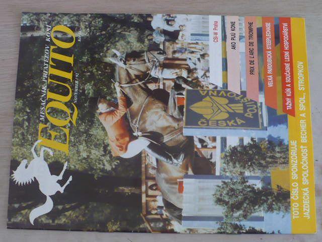 Equito 11 (1992) ročník I. (slovensky)