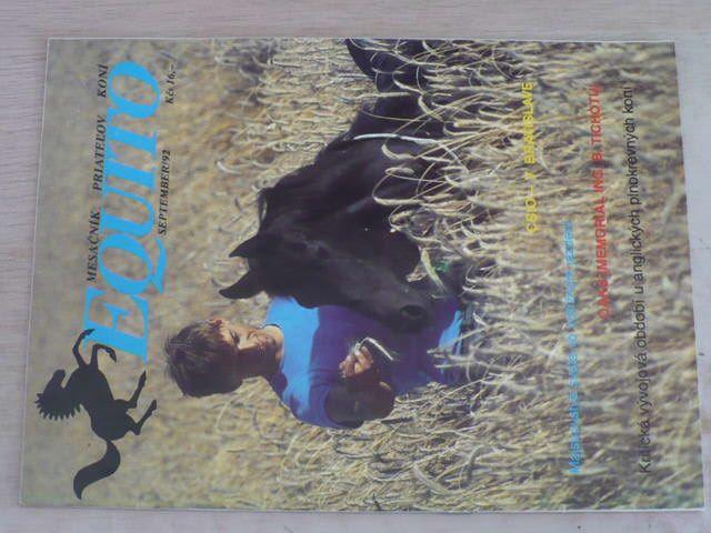 Equito 9 (1992) ročník I. (slovensky)